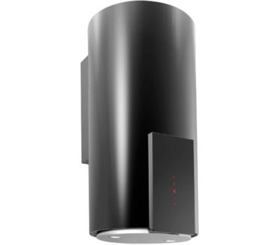 Okap przyścienny VDB TUBE P GLASS BLACK