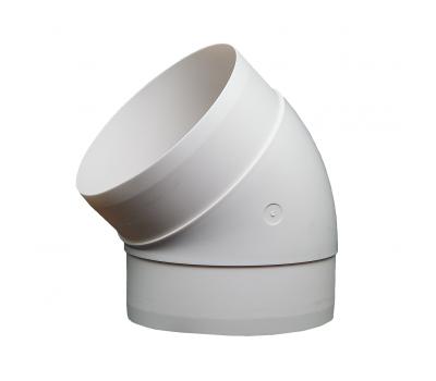 Kolanko okrągłe DOMUS 45° fi 15 cm kod 691