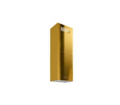 Okap wyspowy GLOBALO Toredo Isola 40.5 Gold