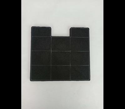 Filtr węglowy TYP 3 widok z góry