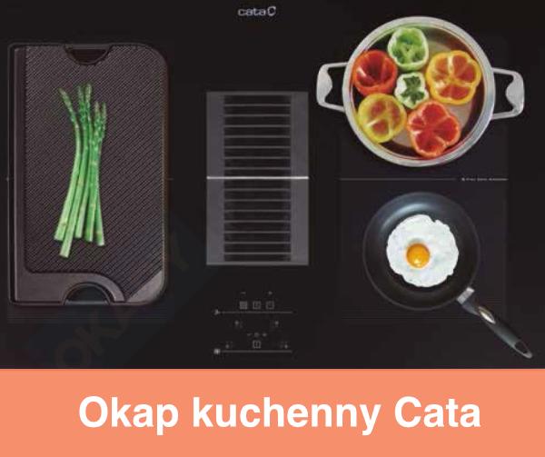 Okap kuchenny Cata