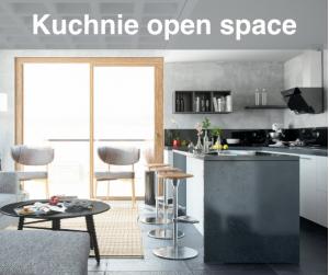Kuchnie open space