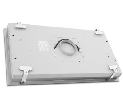 Okap sufitowy FALMEC Nuvola 90 inox z silnikiem poddaszowym o mocy 950 m3/h