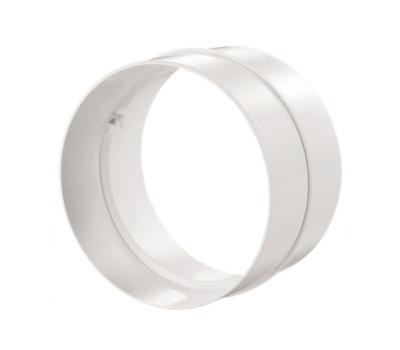 Łącznik kanałów okrągłych DOMUS fi 12,5 cm kod 593