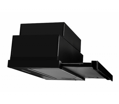 Okap teleskopowy VDB Vector Pro 60 Black