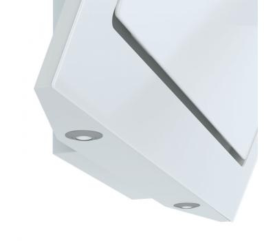Okap przyścienny GLOBALO Altara 90.3 White