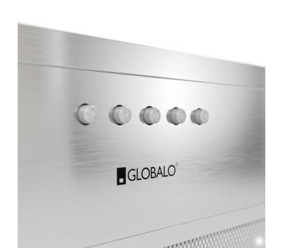 Okap do zabudowy GLOBALO Delico 60.1 Inox