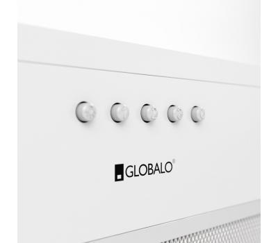 Okap do zabudowy GLOBALO Delico 60.1 White