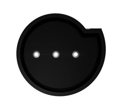 Okap wyspowy GLOBALO Serina 60.4 Black