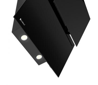 Okap przyścienny GLOBALO Mirida 60.3 Black/BL