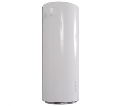 Okap wyspowy GLOBALO Cylindro Isola 39.3 White