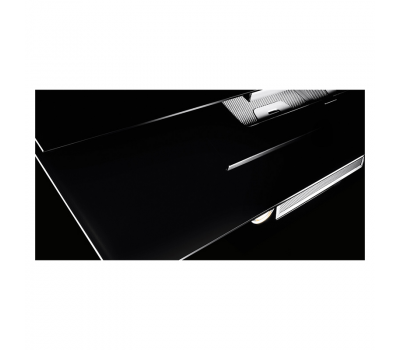 Okap przyścienny FABER BLACK TIE BRS BK 80
