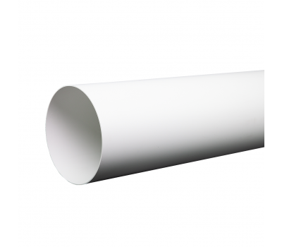Rura okrągła DOMUS fi 12,5 cm/1,5 m kod 1150-5