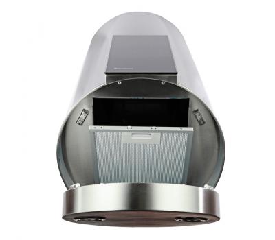 Okap przyścienny GLOBALO Roxano 39.1 Inox