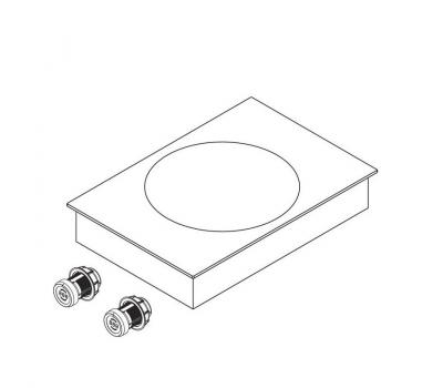 BORA Pro indukcyjny wok ceramiczny PKIW1 - rysunek techniczny 4