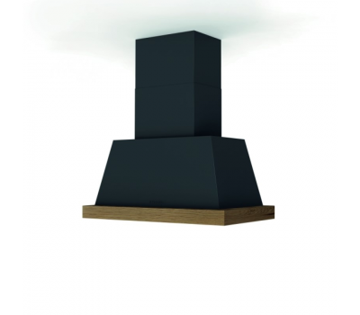 Okap wyspowy FABER THEA Isola EV8 DG MATT 80 - wersja z kominem