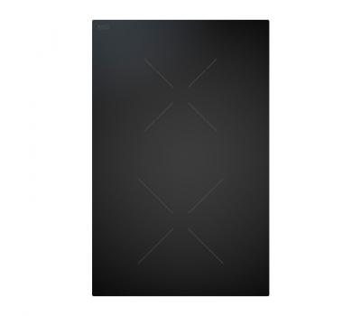 BORA Classic ceramiczna płyta grzewcza Hyper z dwoma polami grzewczymi, 1 pierścień/2 pierścienie CKCH Classic 2.0