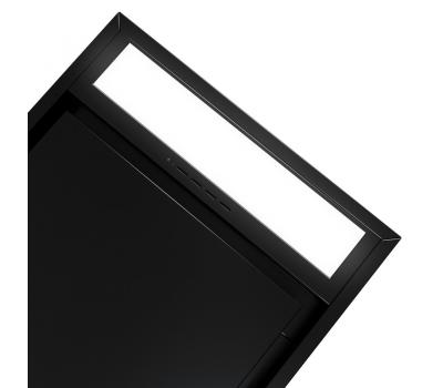 Okap sufitowy Globalo LIVENO 100.3 BLACK Z SILNIKIEM