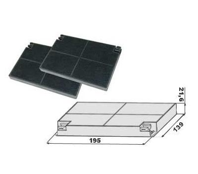 Filtr węglowy FABER 112.0157.242